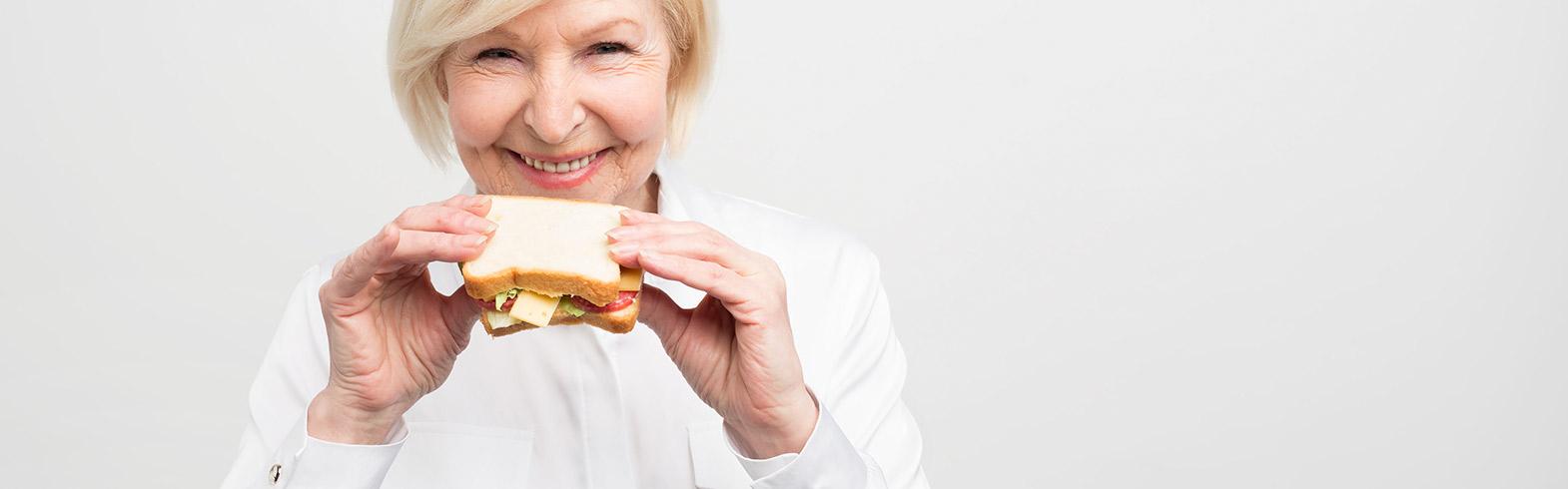 Dieta en la Vejez o Tercera Edad