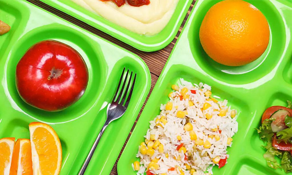 comedores escolares en Euskadi